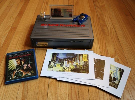 The Blade Runner Voigt-Kampff briefcase