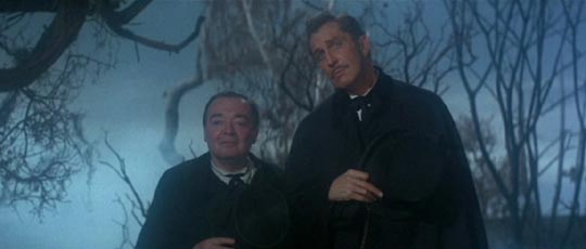 Price and Lorre again: The Comedy of Terrors