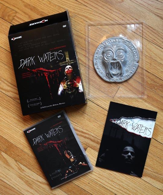 Mario Baino's Dark Waters Limited Special Edition