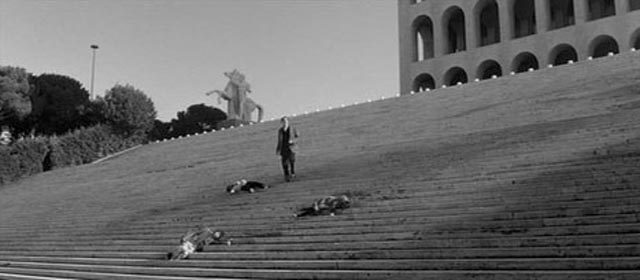 The under-rated Italian-made Last Man on Earth (1959), best of the three adaptations of I Am Legend