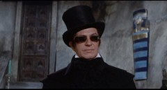 The inimitable Vincent Price in Tomb of Ligeia (1965), the best of Roger Corman's Poe films
