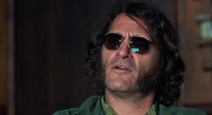"""Joaquin Phoenix as Larry """"Doc"""" Sportello in P.T. Anderson's adaptation of Inherent Vice"""