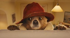 "Paddington, recently arrived from ""darkest"" Peru and perplexed by the modern conveniences of London"