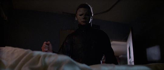 Michael Myers still at work in Rick Rosenthal's Halloween 2 (1981)