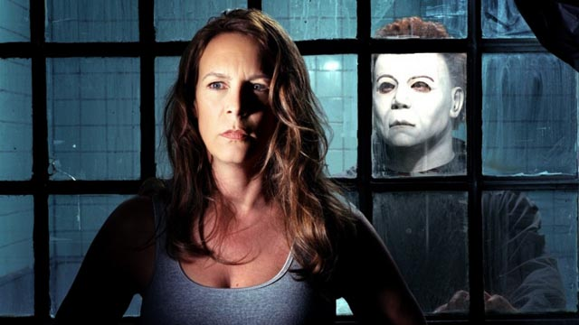 Jamie Lee Curtis returned one last time as Laurie Strode in the dismal Halloween: Resurrection (2002)