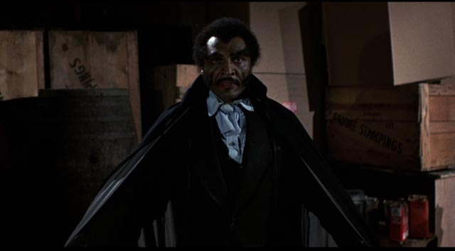 Blacula: William Marshall adds dignity to cheesy exploitation