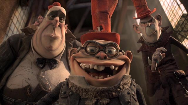 Wonder is in the details: stop-motion animation in The Boxtrolls (2014)