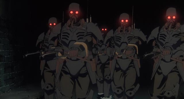 Jin-Roh: The Wold Brigade (1999)