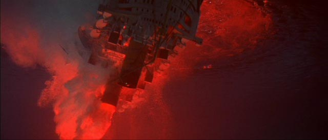 The cruise from Hell: The Poseidon Adventure