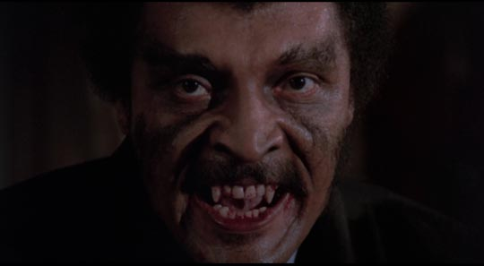 William Marshall rises again in the sequel, Scream Blacula Scream