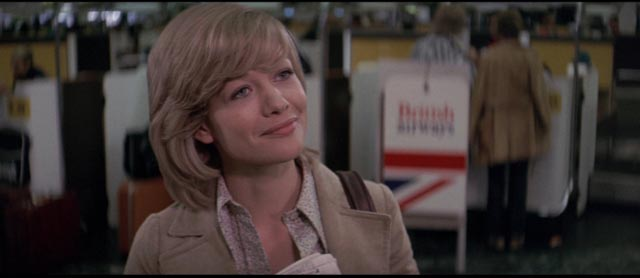 Judy Geeson as charming, feisty policewoman Jennifer Thatcher