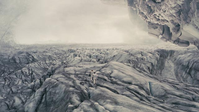 Iceland transformed into an alien world for Christopher Nolan's Interstellar