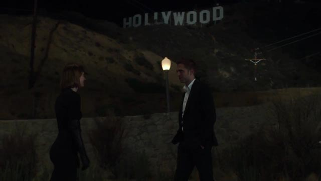 Mia Wasikowska and Robert Pattinson suffer in the shadow of Hollywood in David Cronenberg's Maps to the Stars