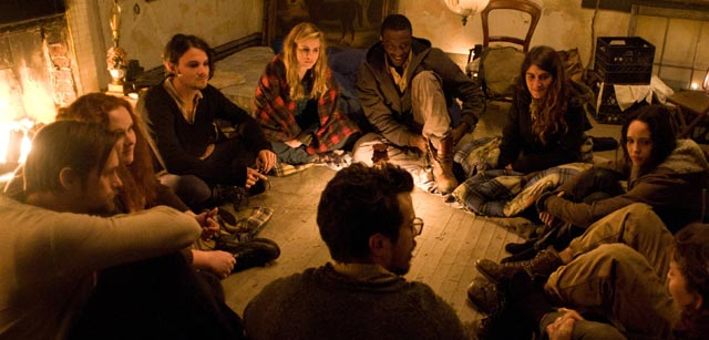Brit Marling infiltrates an anarchist group in Zal Batmanglij's The East