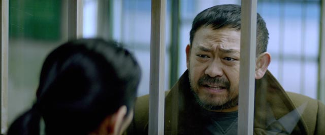 Dahai (Jiang Wu), an ordinary man pushed to extremes by corruption in modern China: Jia Zhan gke's A Touch of Sin