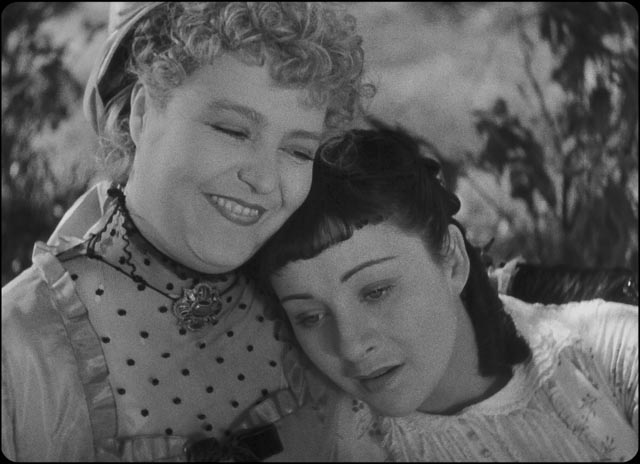 Madame Dufour (Jeanne Marken) and Henriette (Sylvia Bataille): romance and melancholy in A Day in the Country (1936)