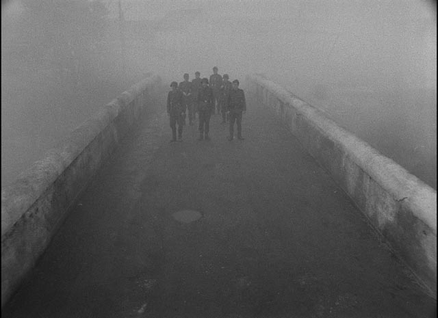 Boys adrift in the fog of war: Bernhard Wicki's Die Brücke (The Bridge, 1959)