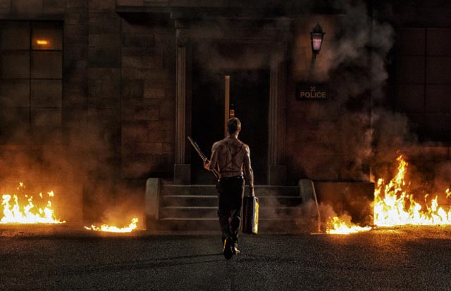 "Prisoner Six unleashes Hell in a small Scottish town: Brian O""Malley's Let Us Prey (2014)"
