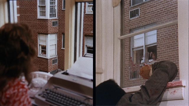 Frames within frames: witness as spectator to murder, murder as performance in Sisters (1973)