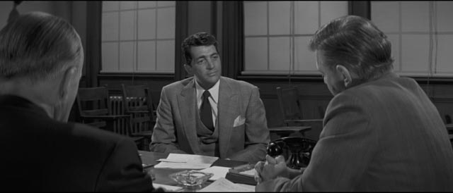 Dean Martin as the self-centred Michael Whiteacrs
