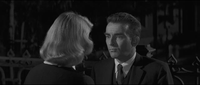 Montgomery Clift as the neurotic Noah Ackerman