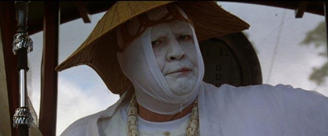 Marlon Brando's eccentric conception of Dr. Moreau