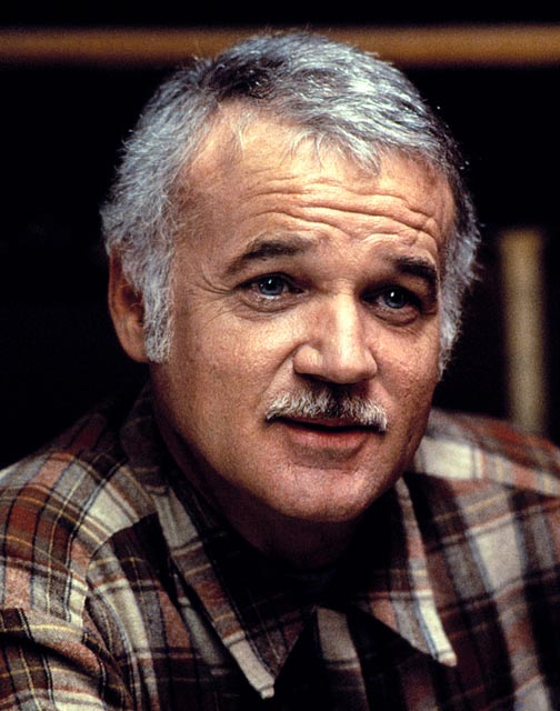Jack Nance as Pete Martell in Twin Peaks, a few years after I lost track of him