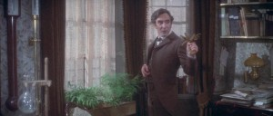 Robert Stephens as the famed detective in Billy Wilder's Private Life of Sherlock Holmes (1970)