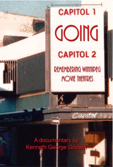 Going: Remembering Winnipeg Movie Theatres (2012) poster