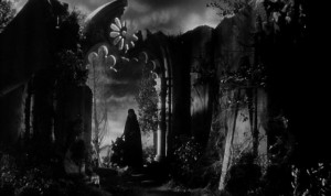 The essence of Bava's Gothic imagery on display in Black Sunday (1960)