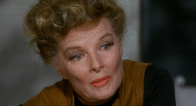 Katherine Hepburn as Christina Drayton in Guess Who's Coming to Dinner