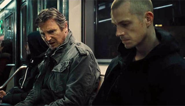 A father-son moment in Run All Night (2015)
