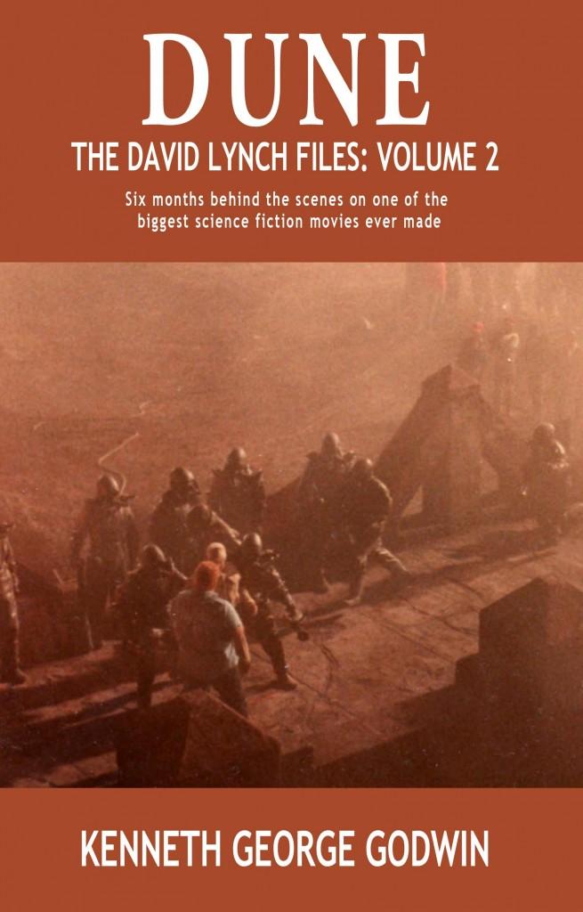 Dune: The David Lynch Files volume 2