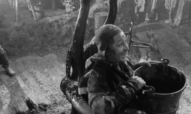 Filth, cruelty and madness permeate the kingdom of Arkanar in Aleksei German's science fiction epic Hard to Be a God (2013)