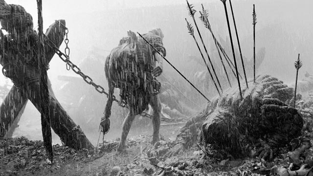 Opposition and dissent are dealt with brutally and summarily in Aleksei German's science fiction epic Hard to Be a God (2013)