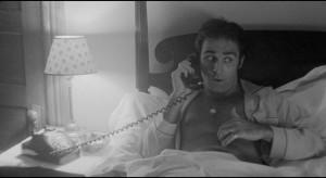 Raymond Fernandez (Tony Lo Bianco), a con man preying on lonely women in The Honeymoon Killers (1969)