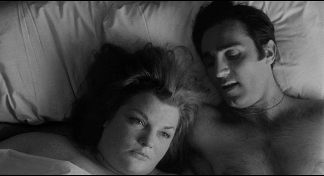 "Shirley Stoler as Martha and Tony Lo Bianco as Ray in Leonard Kastle's The Honeymoon Killers (1969): ""a love story"""