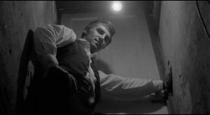 "Tony Lo Bianco as ""lonely hearts"" serial killer Raymond Fernandez in Leonard Kastle's The Honeymoon Killers (1969)"