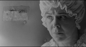 Janet Fay (Mary Jane Higby) becomes suspicious too late to save herself in The Honeymoon Killers (1969)
