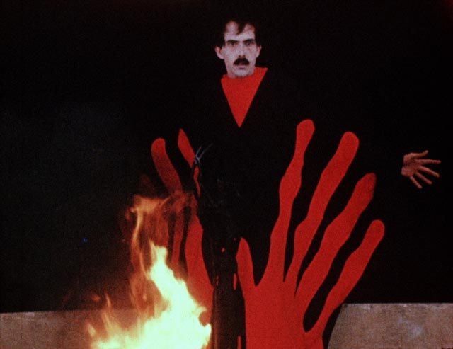 Tom Neyman as The Master in Harold P. Warren's legendary Manos: The Hands of Fate (1966)