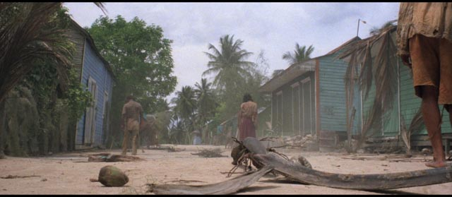 Fulci's atmospheric use of location in Zombie Flesh Eaters (1979)