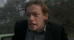 Erwin Leder as the psychopathic killer K in Gerald Kargl's unsettling Angst (1983)