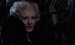 Delphine Seyrig as the coolly seductive Countess Bathory in Harry Kumel's Daughters of Darkness (1971)