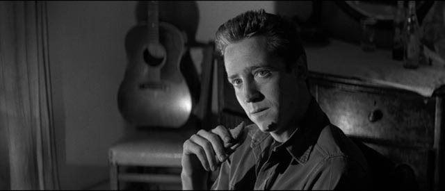 Scott Wilson as sociopath Dick Hicock in Richard Brooks' In Cold Blood (1967)