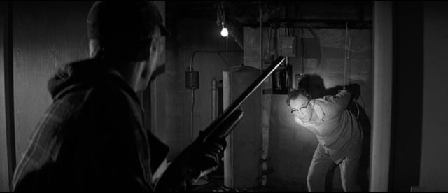 John McLiam as Herbert Clutter, trapped by a random fate in Richard Brooks' In Cold Blood (1967)