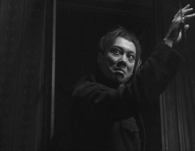 Valery Inkijinoff as the murderer Radek in Julien Duvivier's La tete d'un homme (1933)