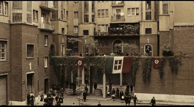 The oppressive presence of the state in Ettore Scola's A Special Day (1977)