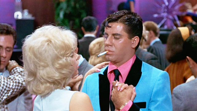 Buddy Love convinced of his own irresistability in Jerry Lewis' The Nutty Professor (1963)