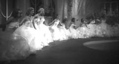 Christine's idealized memory of her first ball in Julien Duvivier's Un carnet de bal (1937)