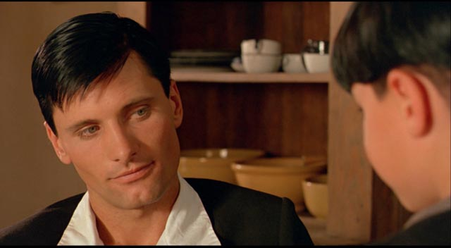 Viggo Mortensen as Seth's beloved brother Cameron in Philip Ridley's The Reflecting Skin (1990)